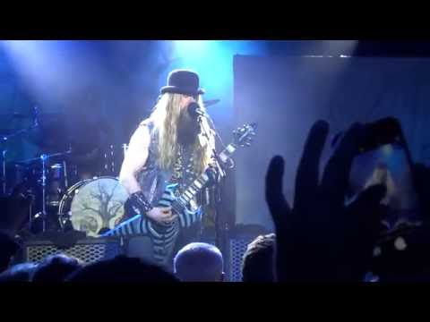 Zakk Wylde - Book of Shadows II tour 2016-05-29 (Full Concert) @ Dynamo, Zurich Switzerland