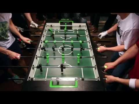 Rotterdam Foosball Open 2016  ITSF Masters OD final