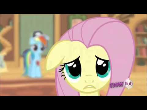 Fluttershy - Big Girls Don't Cry  (Vent)