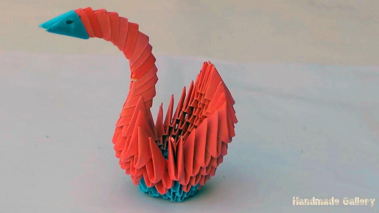 Origami Swan | 720x1280