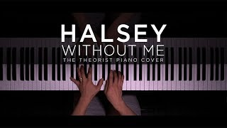 Baixar Halsey - Without Me | The Theorist Piano Cover