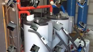 видео Котлы Kiturami : Газовый котел Kiturami KSG-400R