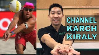 Channeling Karch Kiraly