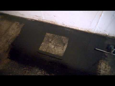 removing-black-mastic-tile-glue-with-wd40
