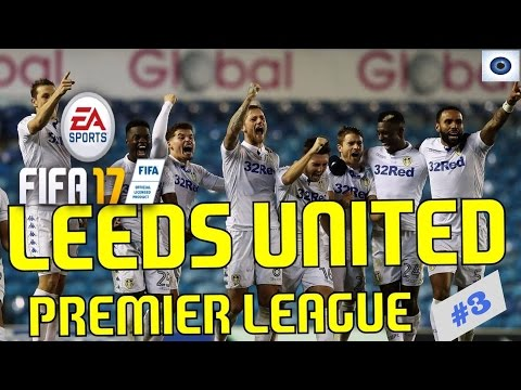 fifa 17 - Leeds United - Manager Career - Premier League - Pre-Season #3