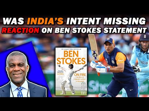 Was India's Intent Missing   Reaction On Stokes Statement   Michael Holding