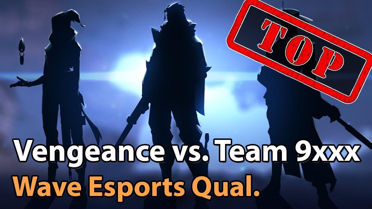 ► Valorant Esports - Team 9xxx vs. Vengeance - Wave Esports Qualifier