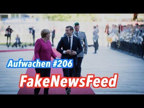 Aufwachen #206: Geheimnisentlüftung, Protokollbruch & Diesel für Deutschland