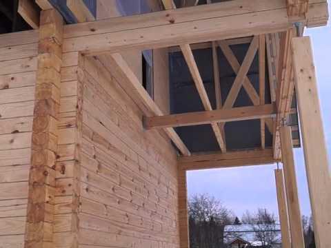 Строительство домов из бруса в Ярославле