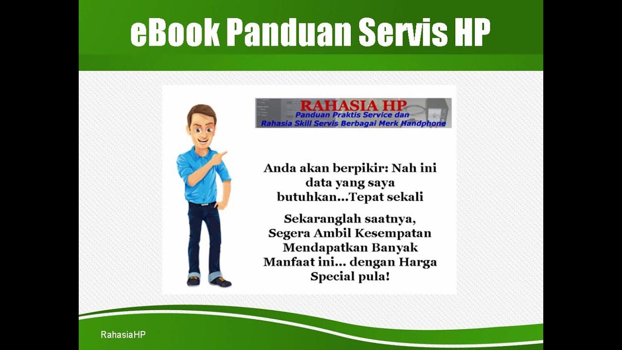 Ebook Belajar Service Hp