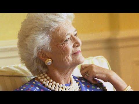 Douglas Brinkley on first lady Barbara Bush