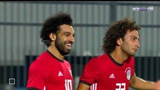 ملخص مباراة مصر وسوازيلاند 4-0 تألق جميع لاعبى منتخب مصر 12\10\2018