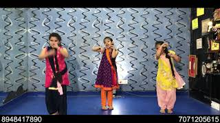 Laung laachi dance performance.choreography by shlok kushwaha.