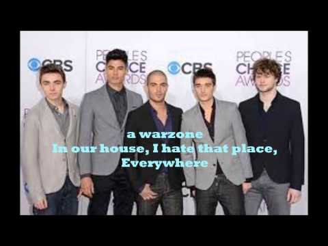 Lyrics to Warzone by The Wanted