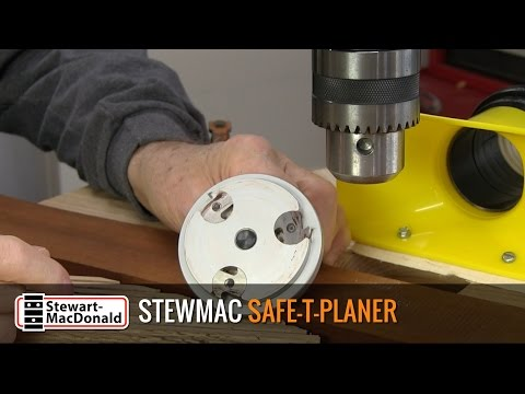 A Small, Inexpensive Planer Alternative