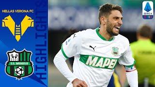 Hellas Verona 0-2 Sassuolo | Boga e Berardi fanno volare De Zerbi