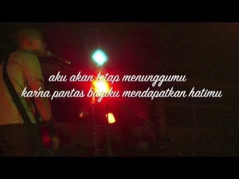 The Rain - Rahasia Hati (Video Lirik)