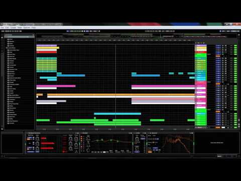 Ableton Live Project - Capital Hook [MELODIC PROGRESSIVE TEMPLATE]