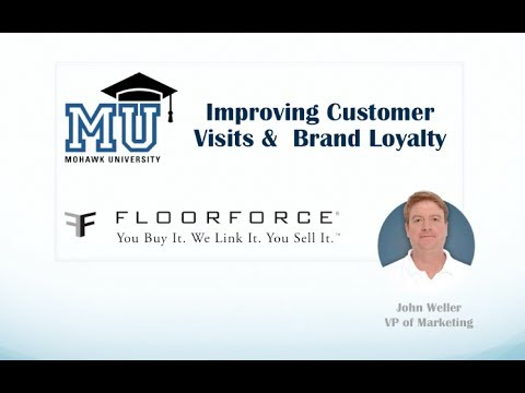 Improving Customer Visits and Brand Loyalty