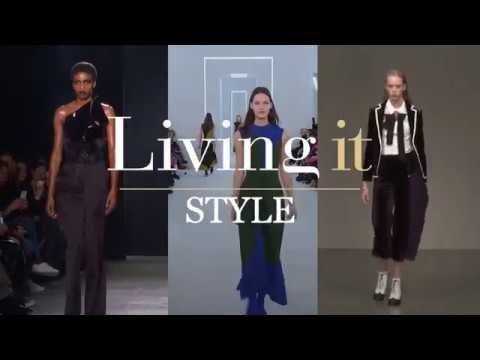 The highlights of the London Fashion Week