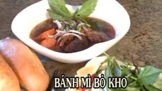 Bánh Mì Bò Kho - Xuân Hồng