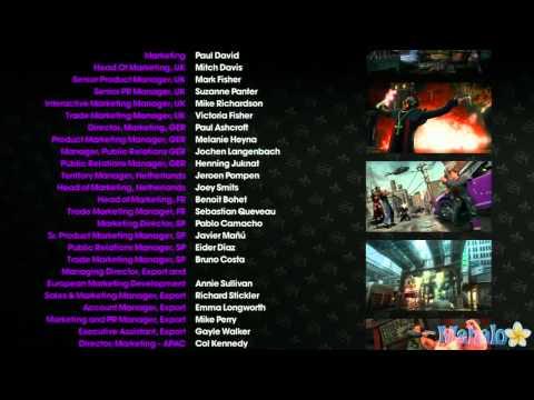 'Saints Row: The Third' Gameplay Walkthrough - End Credits