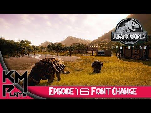 Jurassic World Evolution JWEvolution JWE JWEvo Episode 16 Jurassic World Evolution Deluxe Edition!  