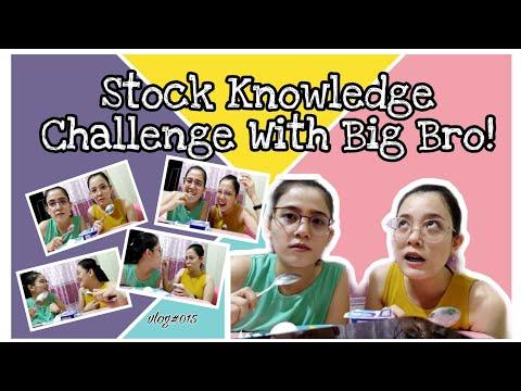 Видео: Stock Knowledge Challenge | Hanggang Saan Ang Maaalala Mo?