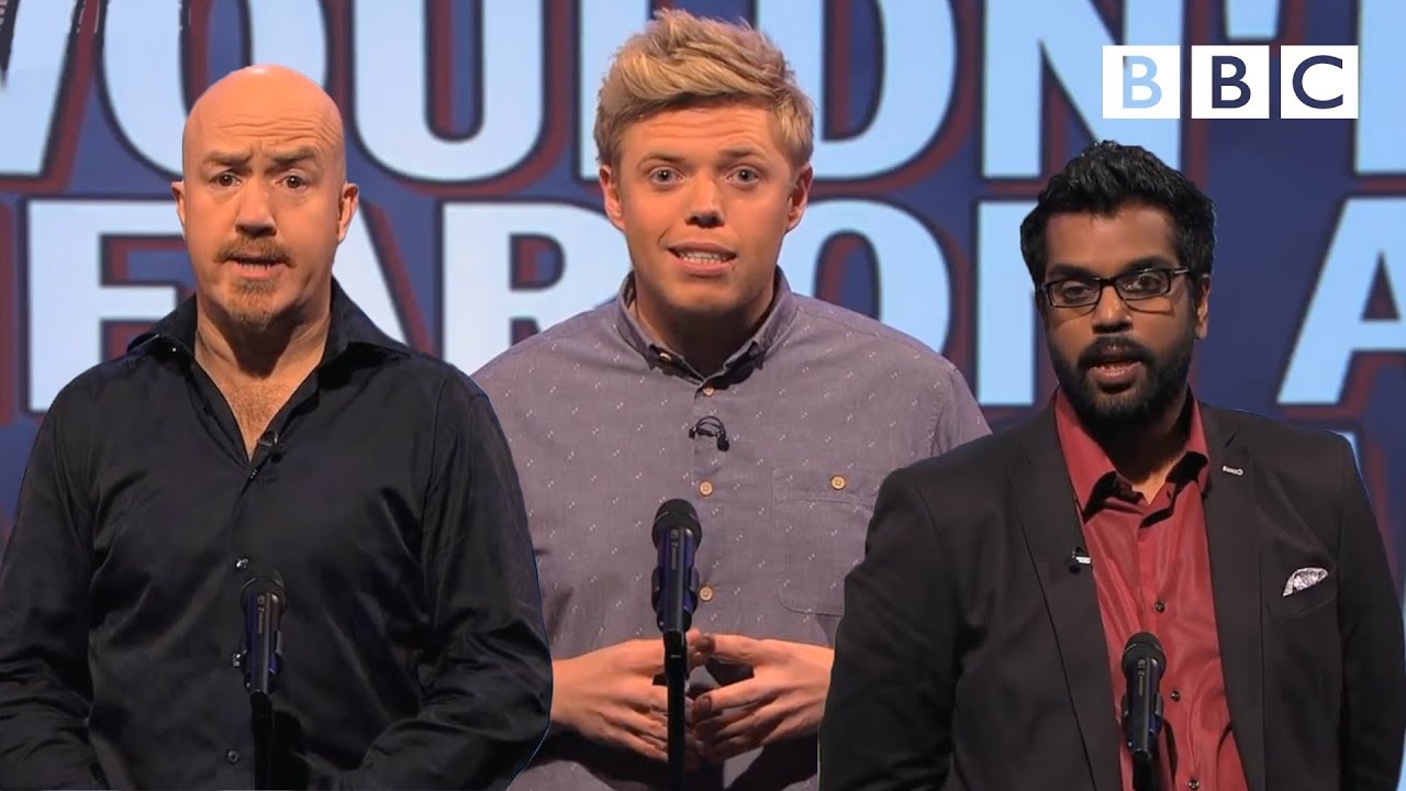 Things you wouldn't hear on a DIY show   Mock the Week - BBC
