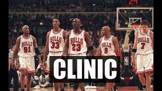 BULLS 1996 CLINIC