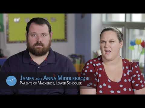 The Middlebrook Family: Chesapeake Bay Academy