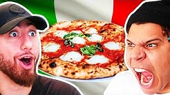 Who Can Cook The Best ITALIAN?! *TEAM ALBOE FOOD COOK OFF CHALLENGE*