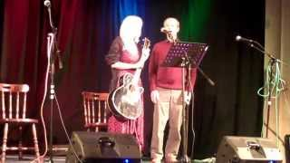 Maid of Culmore Irish folk song with Martin Hudson