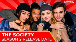 The Society Season 2: release date on Netflix, plot details, news, cast