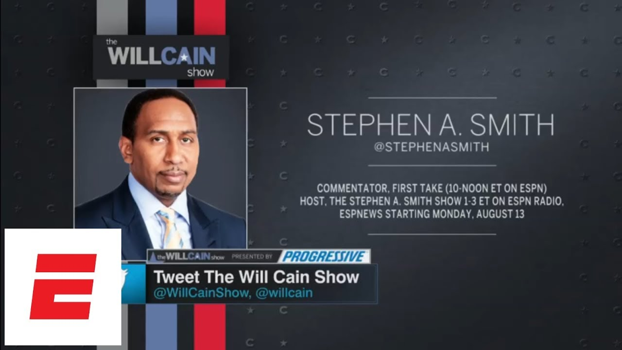 Will Cain and Stephen A  Smith debate Terrell Owens' Hall of Fame treatment    Will Cain Show   ESPN