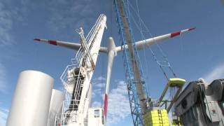 EnBW Offshore Windpark Baltic 1 - Entstehung / Installation thumbnail