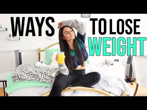 How To Lose Weight FAST for TEENAGERS 2020! LAZY FITNESS HACKS !!