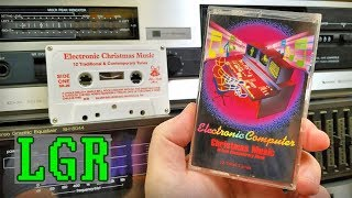 LGR - Electronic Computer Music Christmas Cassette