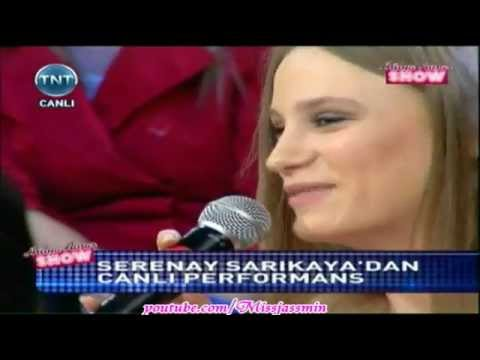 Seranay Sarikaya { Canli Performans } & Hülya Avsar Show 15.4.2011