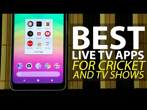 Live cricket streaming app for samsung smart tv
