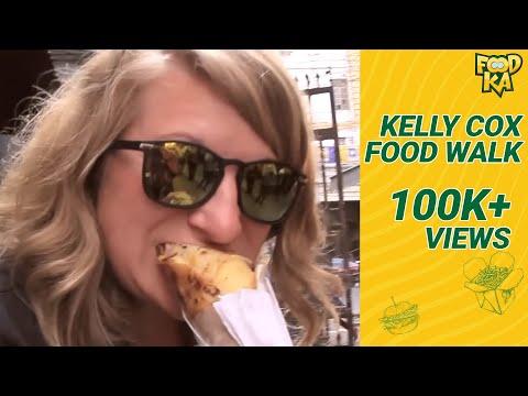 Kelly Cox Kolkata Street Food Walk | Foodka S02E02 | Mir | Indrajit Lahiri