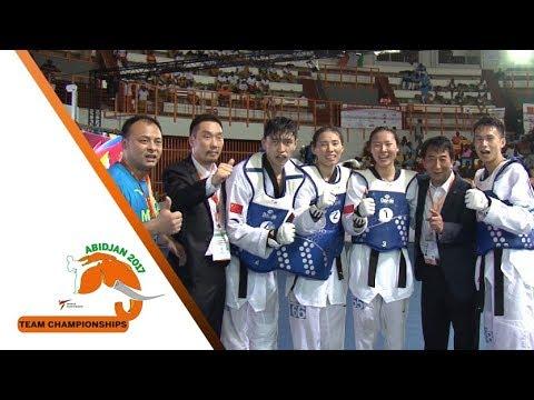 [Final] Mixed Gender Team | China vs. Russia