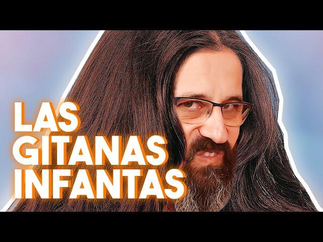 EL MISTERIO DE LAS GITANAS INFANTAS DE ISABEL PANTOJA | La subred de Mario