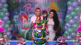PRIMER AÑITO DE MI PRINCESA BRIANNA Video