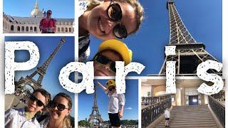 Paris 🇫🇷 linda! Porém caótica e confusão na volta...