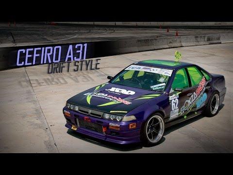 Nissan Cefiro A31 รถ Drift คู่ใจของ กอล์ฟ ประทวย By BoxzaRacing.com
