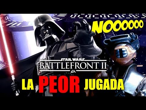 El MAYOR FAIL de STAR WARS BATTLEFRONT 2 thumbnail