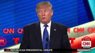 Trust Ted.  Not Trump.