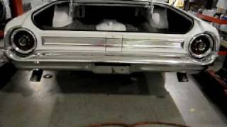 1964 Galaxie 500 XL being restored at Roush!!! Part 2