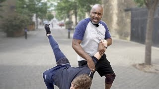 Stop a Bully in his tracks with this secret Aikido move